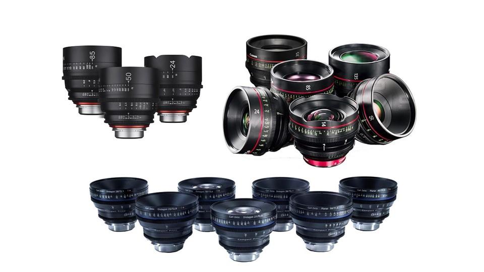 Hangi Sinema Lensi Kullanmalıyım ?