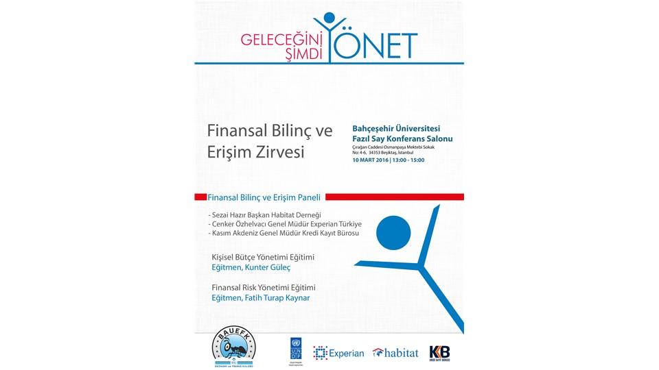 Finansal Bilinç ve Erişim Zirvesi