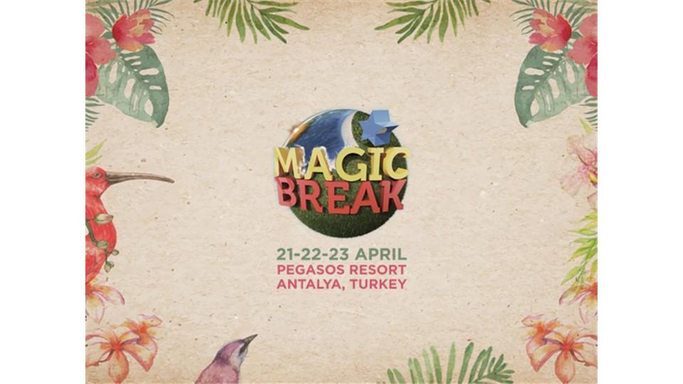 Magic Break 2016 Ulaşım