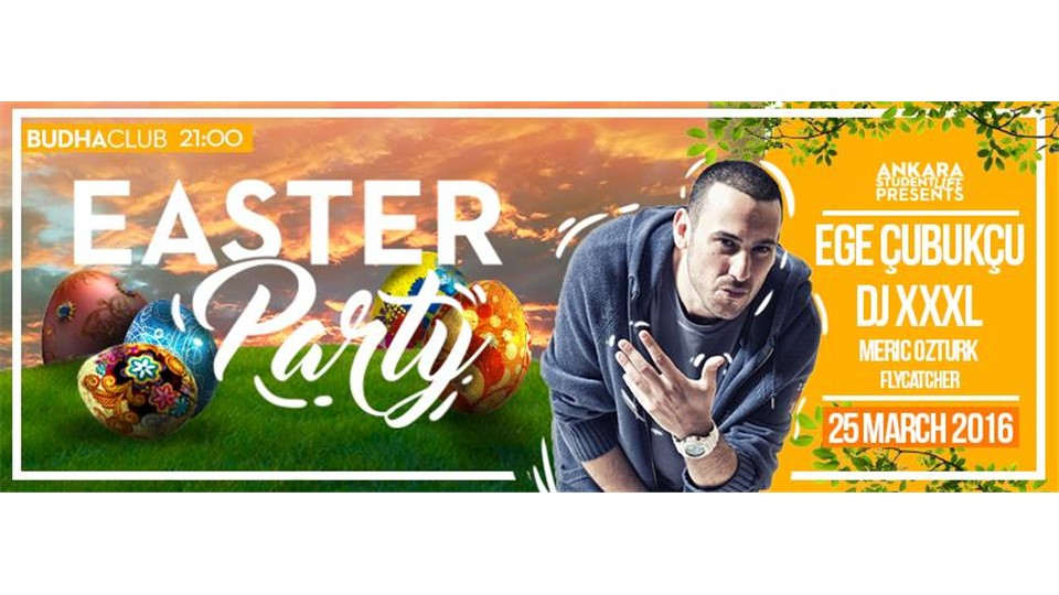 Easter Day Party By Asl //Ege Cubukcu-Dj XXXL