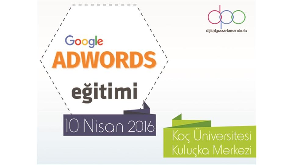 Google AdWords Eğitimi