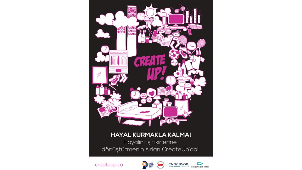 CreateUp Programı Yuvarlak Masa Toplantısı