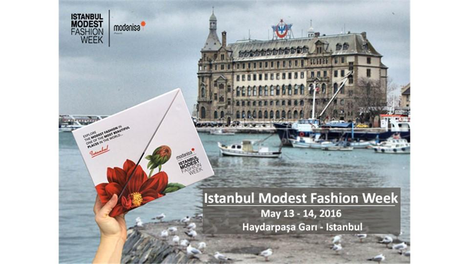 Istanbul Modest Fashion Week