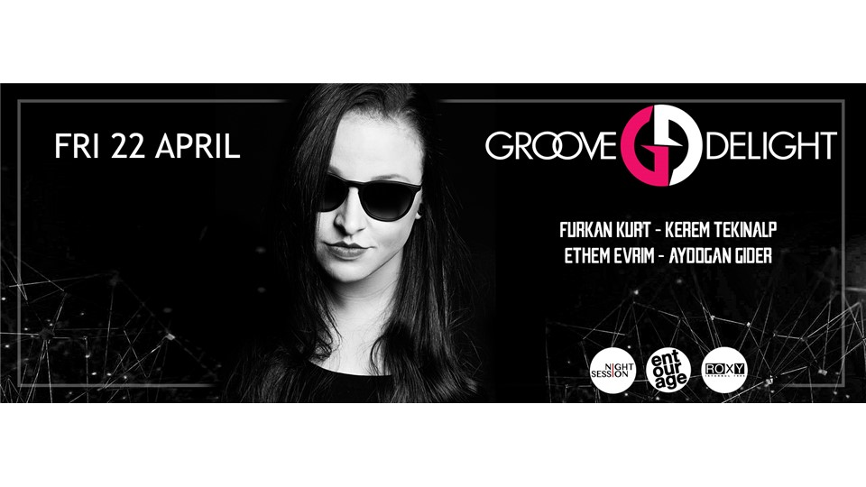 Night Session Presents; Grand Opening W/ GROOVE DELIGHT