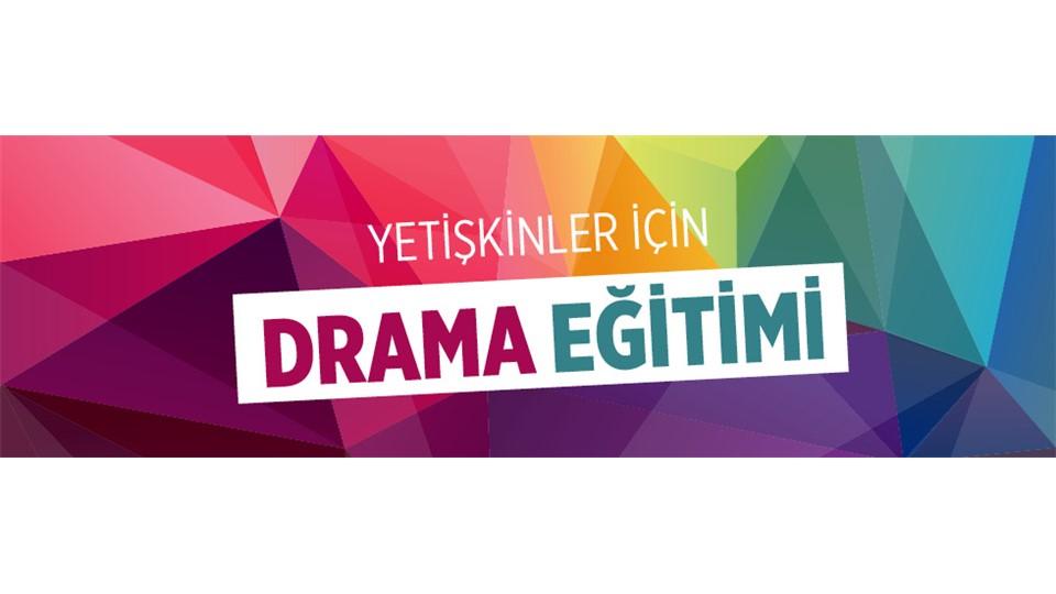 Yetişkinler için Drama Eğitimi