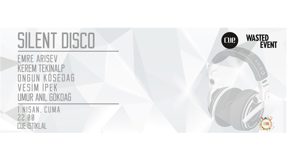 Wasted Event Presents: Silent Disco