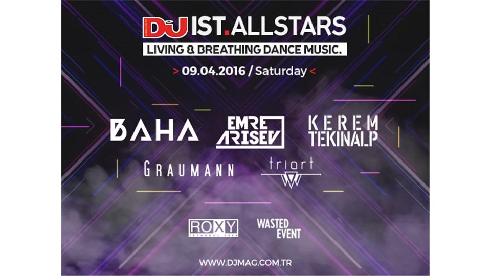 DJ Mag IST All Stars