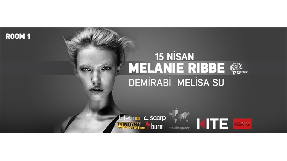 Therapy with : Melanie Ribbe & demirabi & Melisa Su @Kite