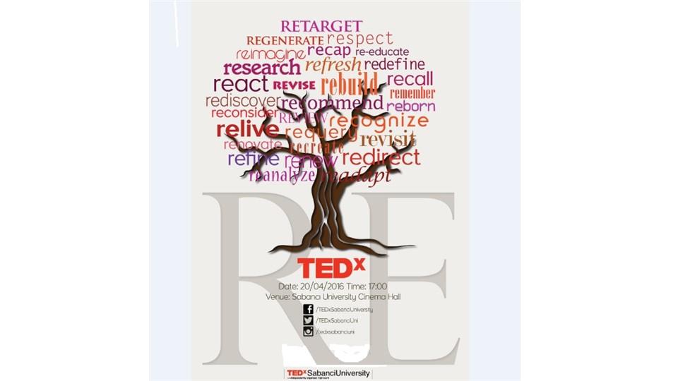 TEDxSabanciUniversity: Re-