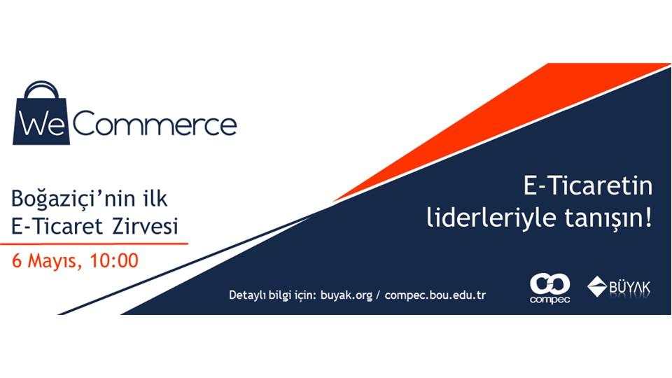 WeCommerce E-Ticaret Zirvesi