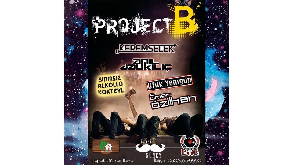 Project-B