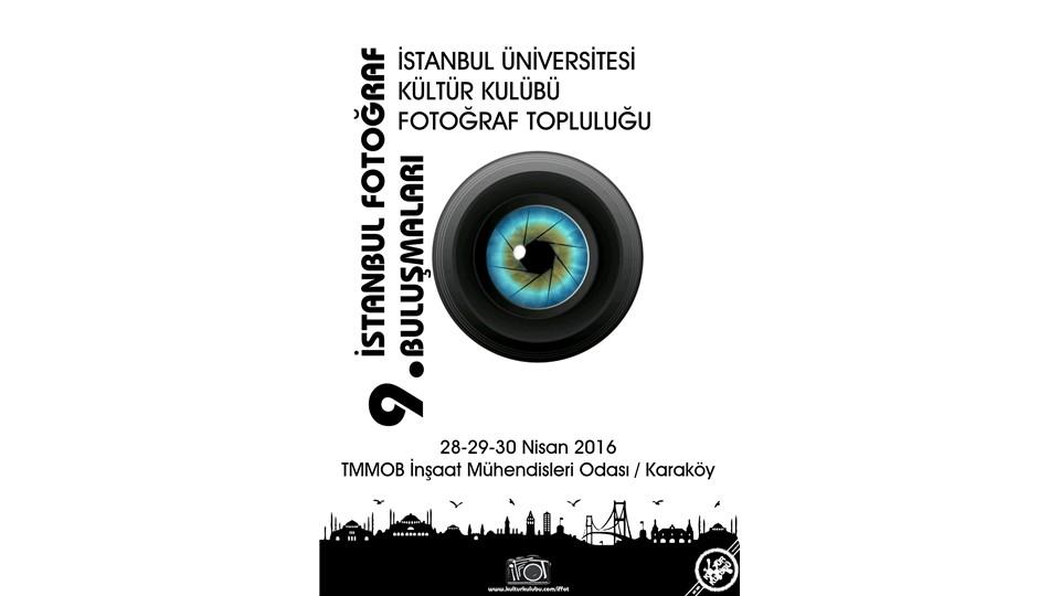 İSTANBUL FOTOĞRAF BULUŞMALARI' 16