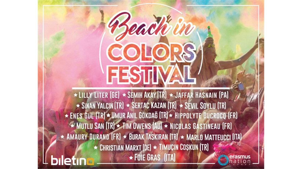 Beach in Colors Festival