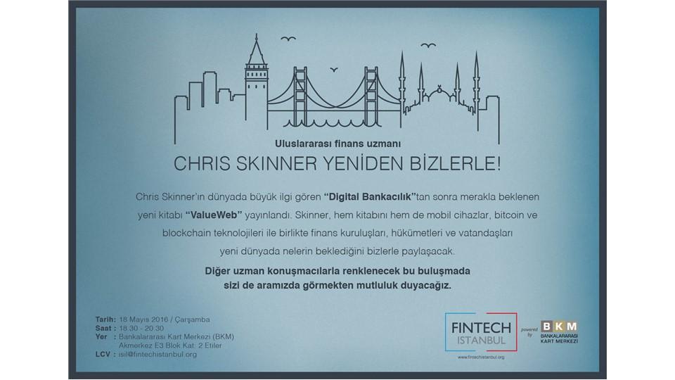 FinTech Istanbul - MeetUp 2
