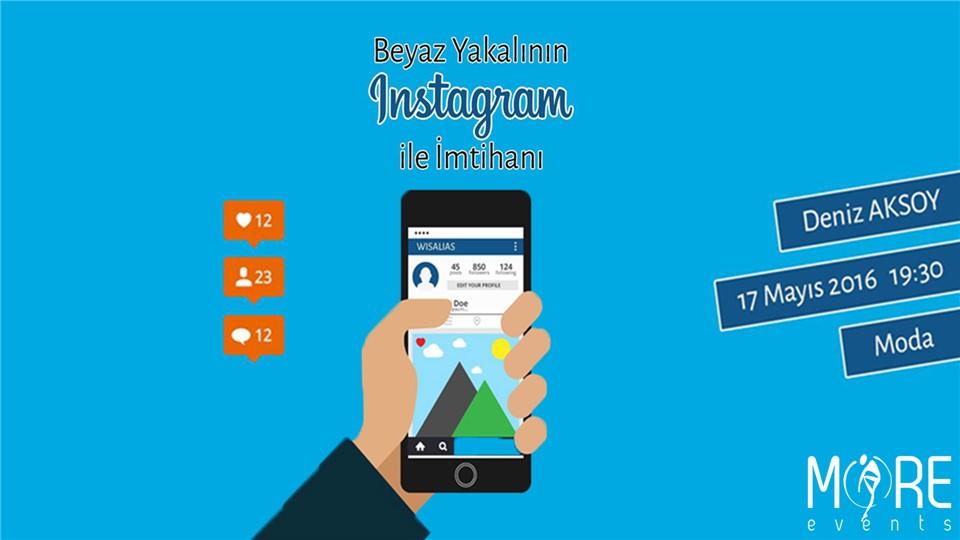 Beyaz Yakalıların Instagram ile İmtihanı