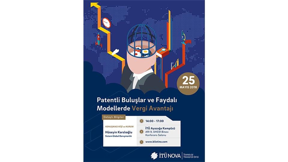 Patentli Buluşlar ve Faydalı Modellerde Vergi Avantajı