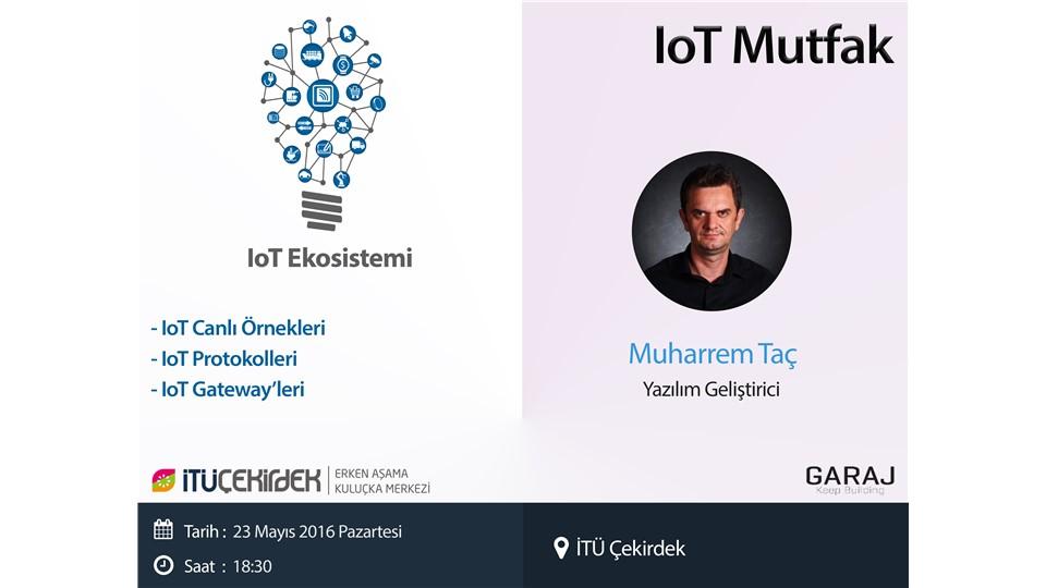IoT Mutfak 2