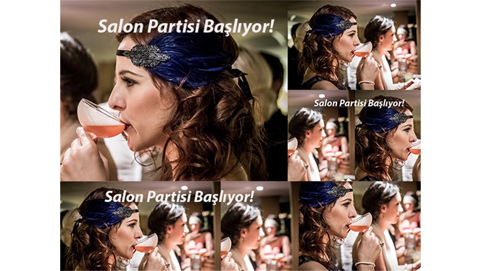 Salon Partisi