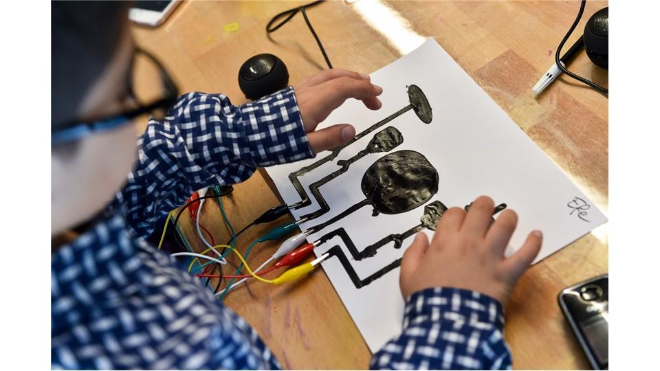 Filika Eğitim Atölyesi Çalıştayları: Dijital Vurmalı Çalgılar