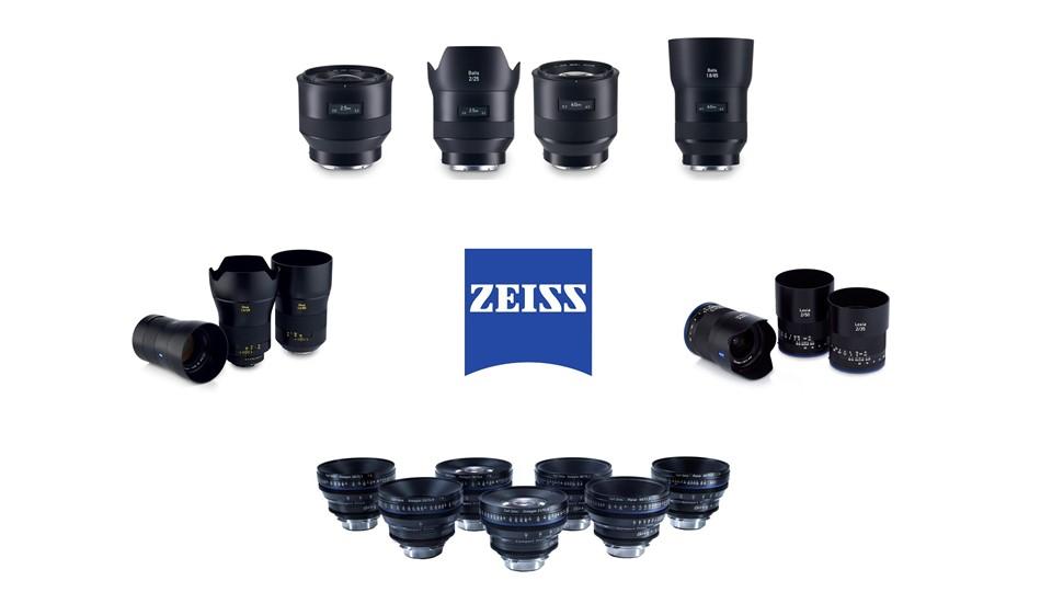 Zeiss'ın yeni lensleri İstanbul'da