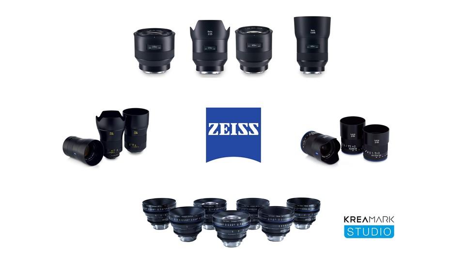 Yeni Seri Zeiss Lensler Ankara'da