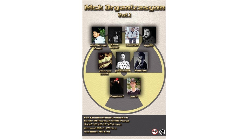 Mck Org. (vol 1)