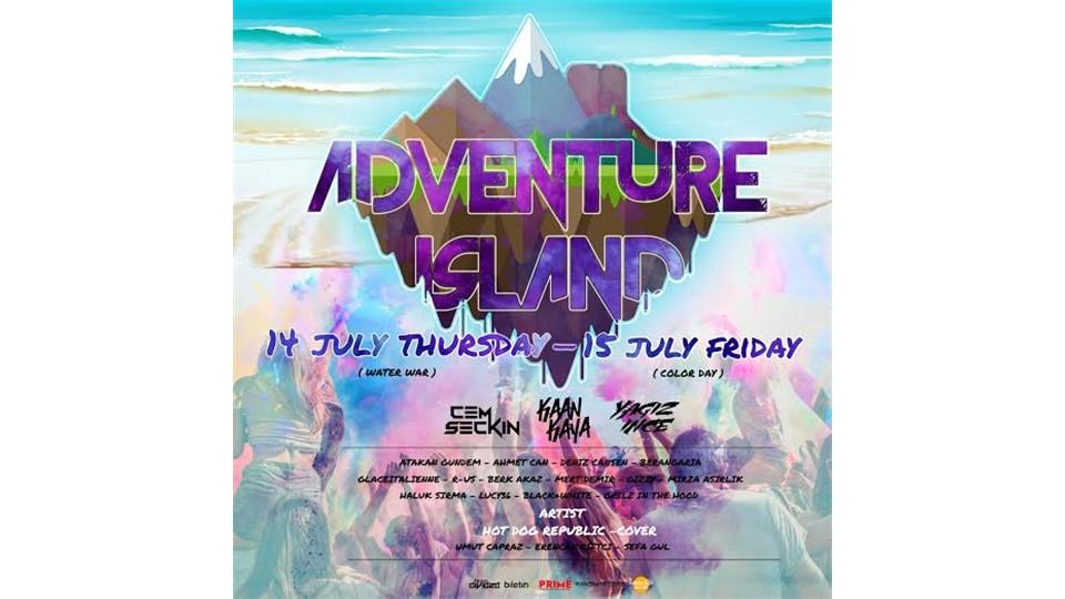 Adventure Island w/Heybeliada Music Festival