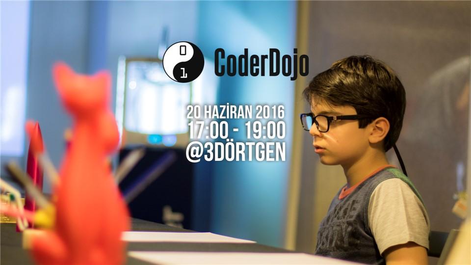 CoderDojo - 3Dörtgen