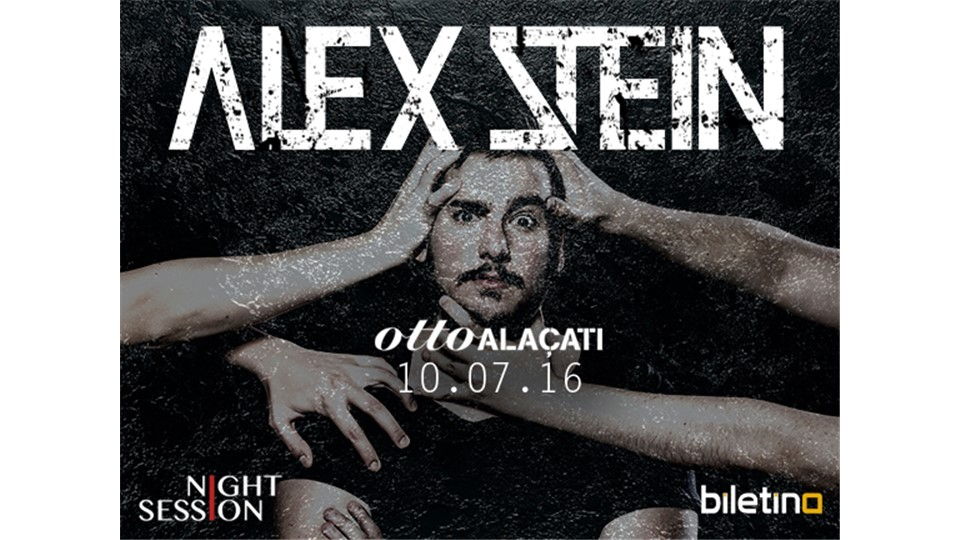 Night Session Presents: Alex Stein @ ottoALACATI
