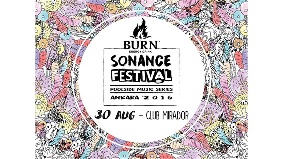 Burn Sonance Festival | Poolside Music Series
