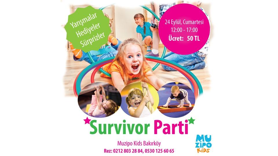 Survivor Parti ( Yeni Dönem Açılış Partisi)