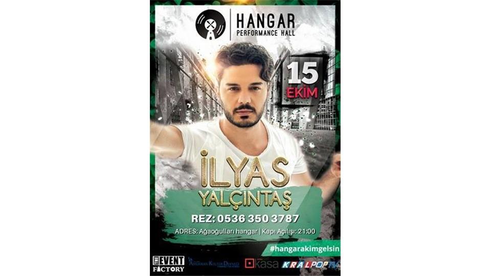 İlyas Yalçıntaş / Edirne Hangar Performance Hall / 15 Ekim C.tesi