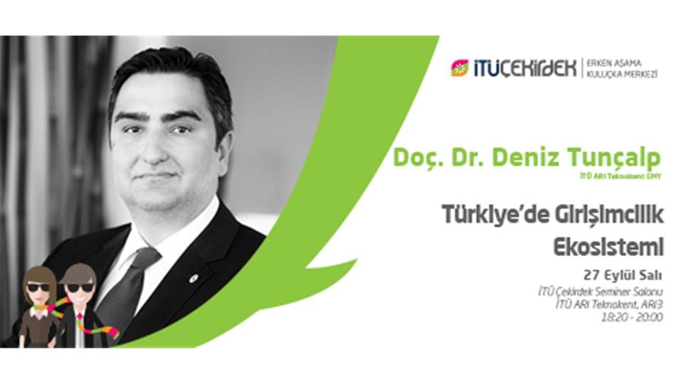 Türkiye'de Girişimcilik Ekosistemi