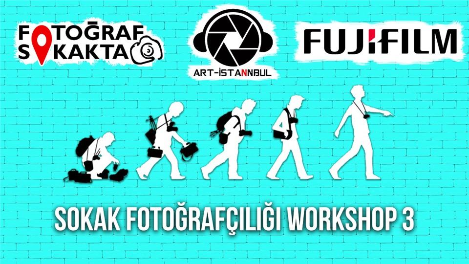 Fotoğraf Sokakta - Sokak Fotoğrafçılığı Workshop 3