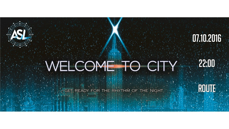 Welcome to City by ASL