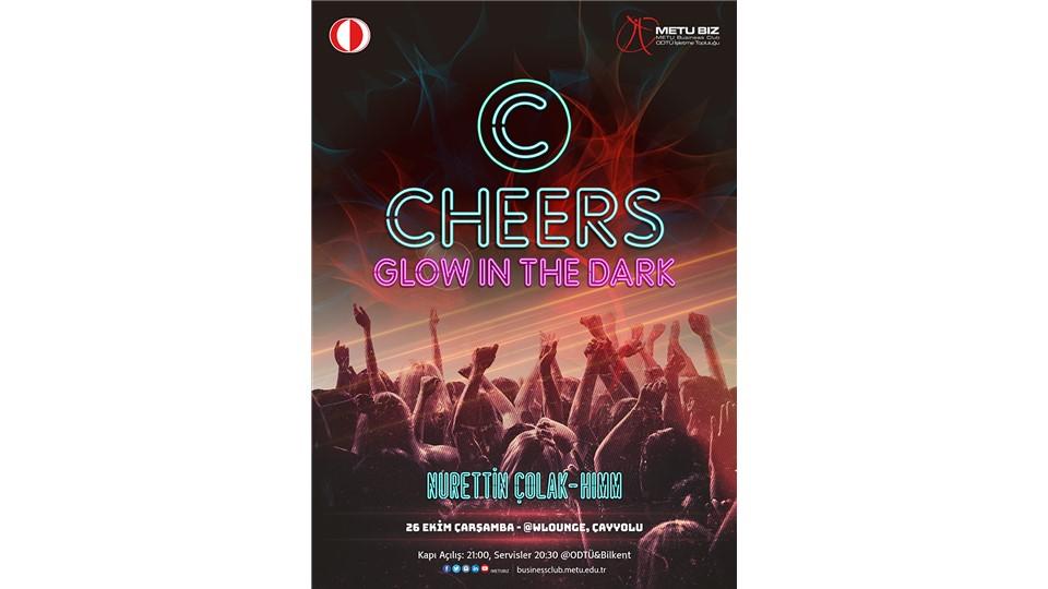 "Cheers'33 ""Glow in the Dark"""