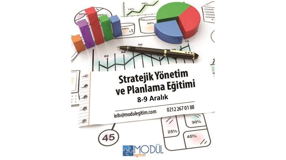 Stratejik Yönetim ve Planlama Eğitimi