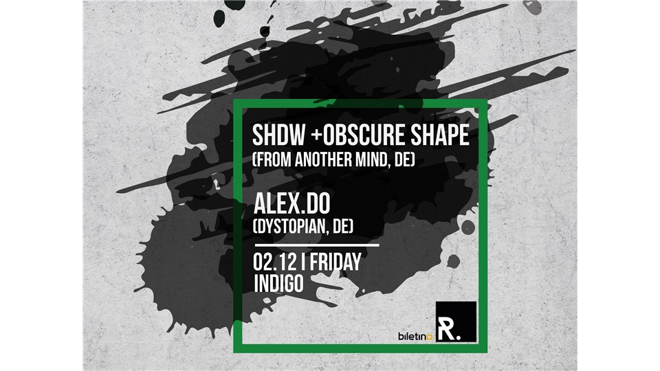 Runaway w/ SHDW & Obscure Shape & Alex.Do