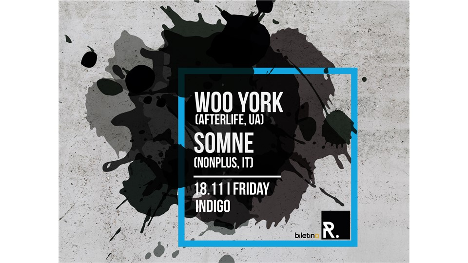 Runaway w/ Woo York & Somne