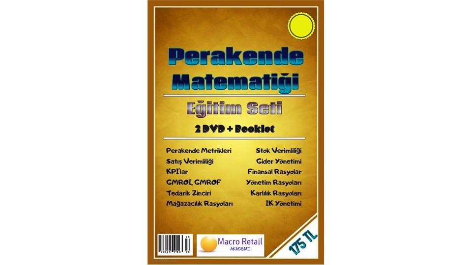 Perakende Matematiği ve Metrikleri Eğitim Seti