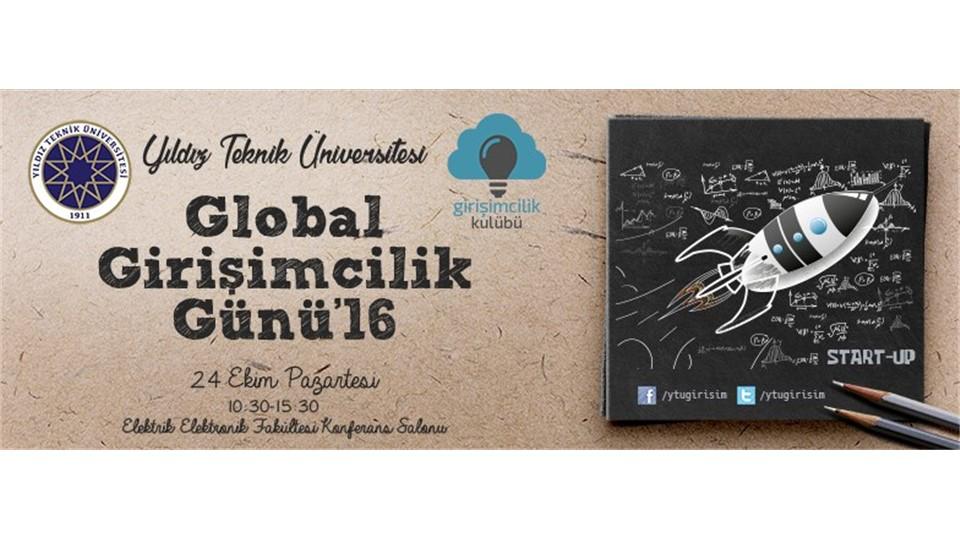 Global Girişimcilik Günü'16