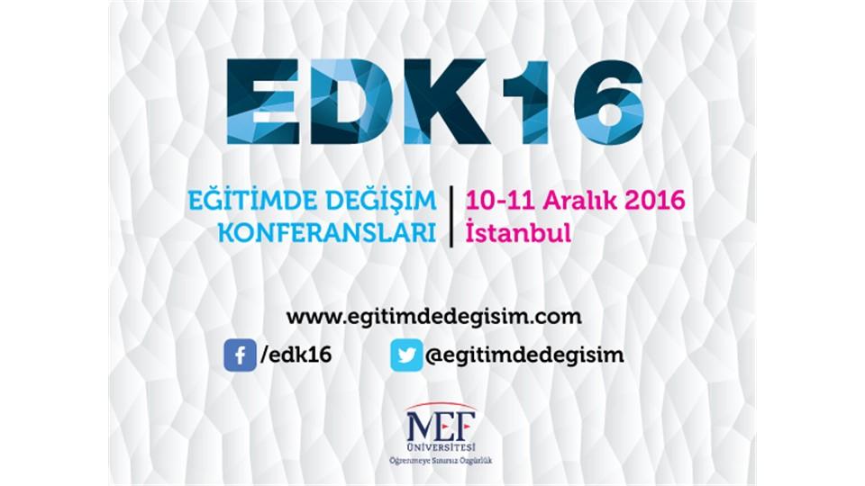 Eğitimde Değişim Konferansı 2016