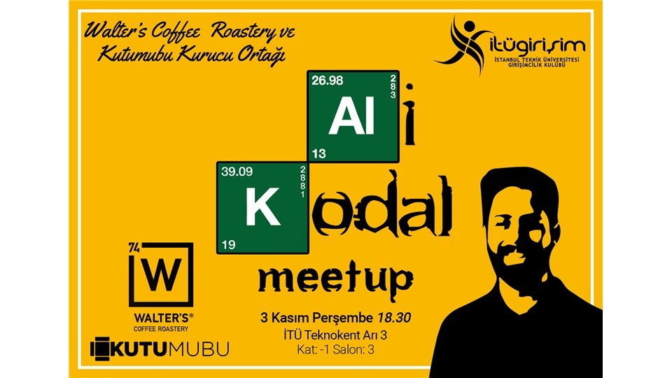 Meetup - Ali Kodal