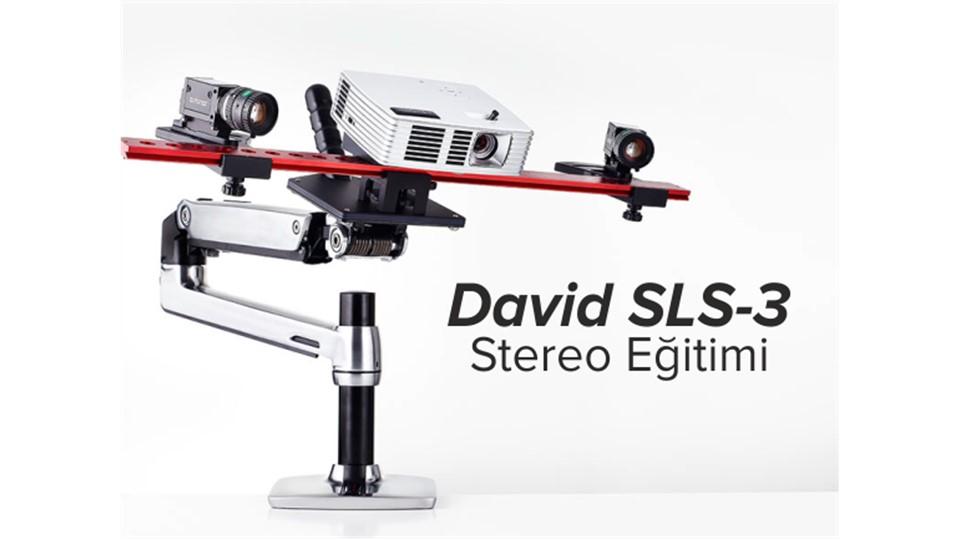 David SLS-3 Stereo Eğitimi (Sertifikalı)