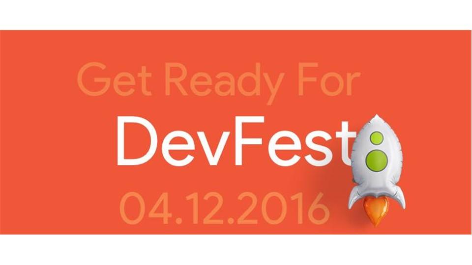 GDG Devfest Istanbul 2016