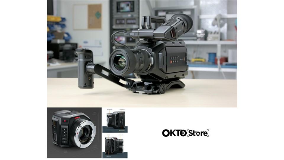 Blackmagic Sinema Kameraları ve URSA 4.6K etkinliği