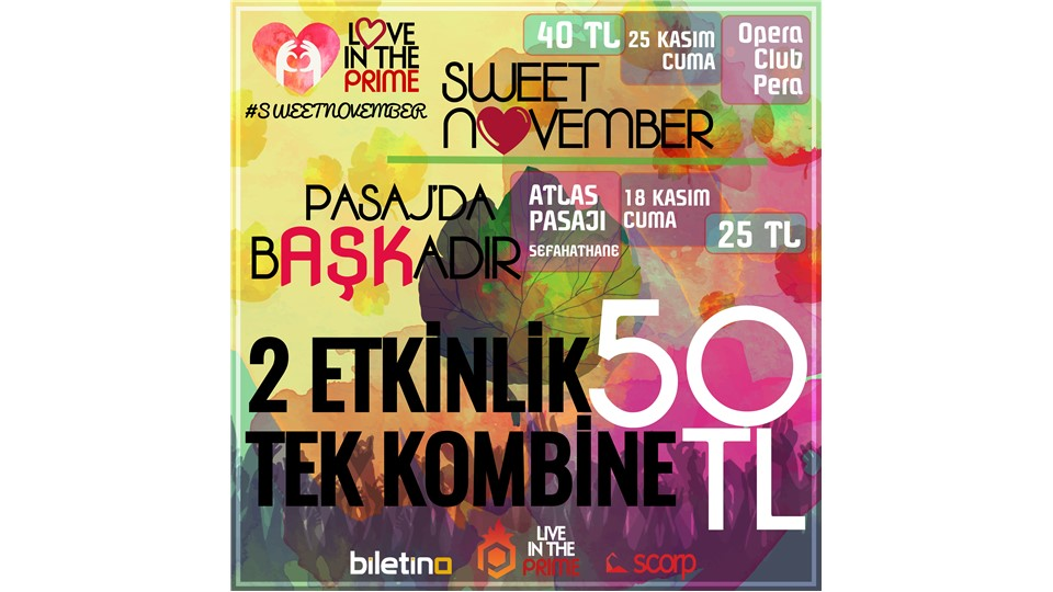 PRIME Presents: Sweet November #LoveinthePrime