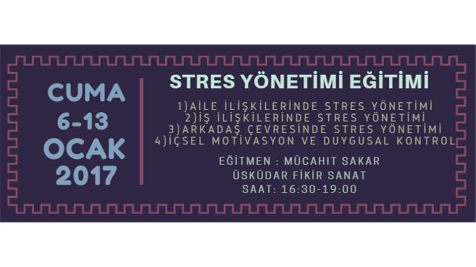 Stres Yönetimi Eğitimi - Payeplon Kişisel Gelişim ve İşletmecilik Danışmanlığı