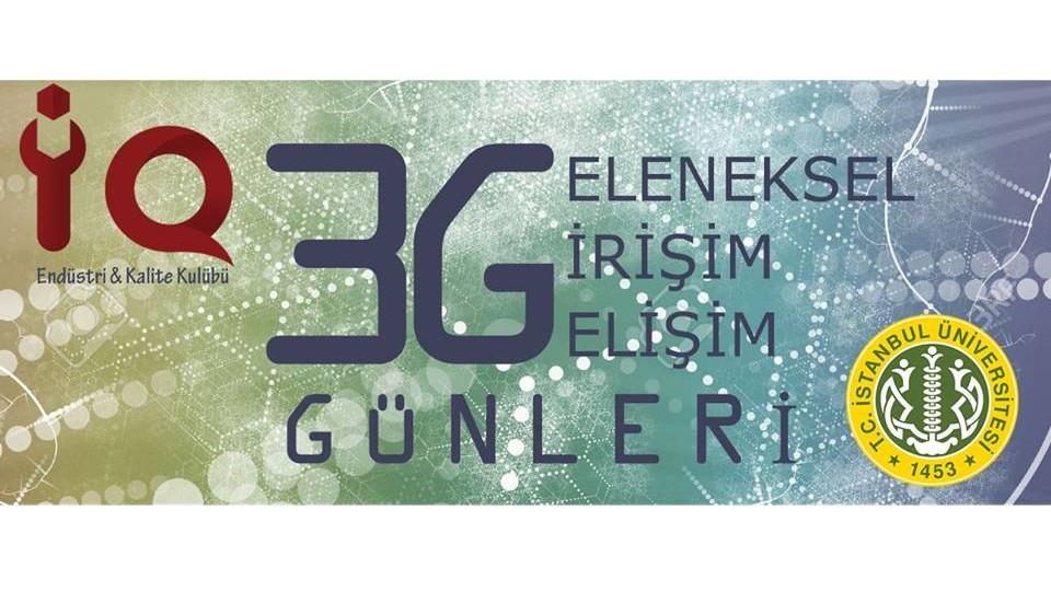 VIII. 3G Geleneksel Girişim Gelişim Günleri Workshop