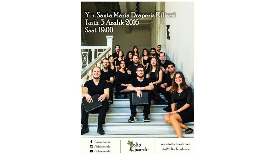 Folia Chorale Sezon Açılış Konseri